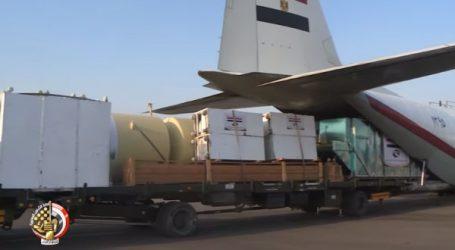 مصر ترسل الرحلة الرابعة من خطوط إنتاج الخبز إلى السودان