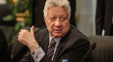 الاتحاد المصري يطالب بعزل مرتضى منصور