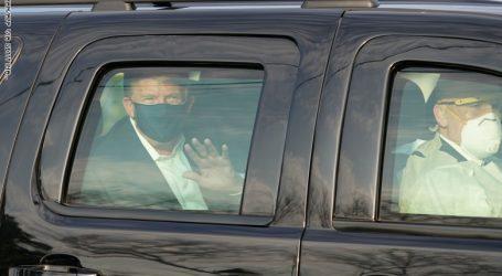 البيت الأبيض يرفض الكشف عن إصابات كورونا بين موظفيه