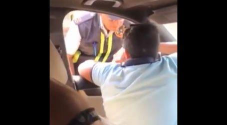 القبض على بطل فيديو الهروب من رجل المرور بالبساتين