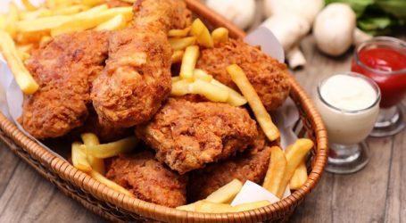 طريقة تحضير دجاج بروستد مثل المطاعم