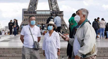 إصابات كورونا في فرنسا تتخطى المليون حالة
