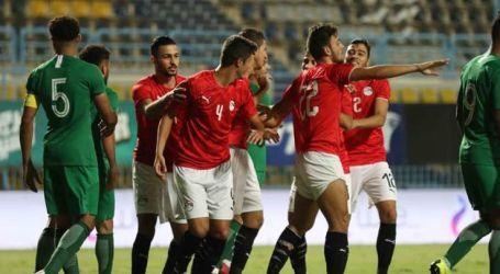 كريم العراقي يتعادل وريان يتقدم للمنتخب الأوليمبي فى شباك البرازيل