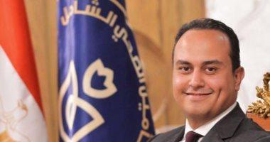الدكتور أحمد السبكي رئيس هيئة الرعاية الصحية