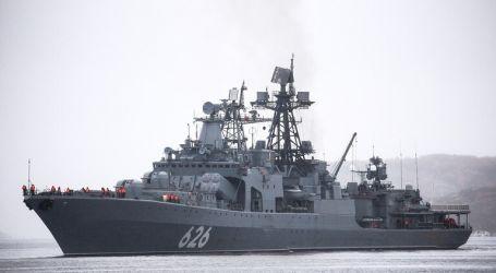 حول إعلان الحكومة الروسية أنها بصدد إنشاء مركز لوجستي لأسطولها البحري في السودان(تقرير)