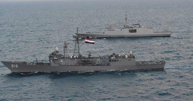 القوات البحرية المصرية والفرنسية