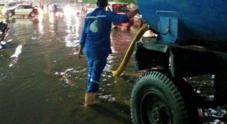 سقوط أول ضحايا الأمطار في الدقهلية