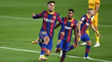 برشلونة يضرب دينامو كييف برباعية ويتأهل لدور الـ16 بدورى أبطال أوروبا