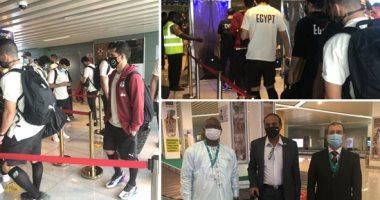 مصر للطيران تعلن إصابة أحد موظفيها المسافر على رحلة المنتخب بكورونا