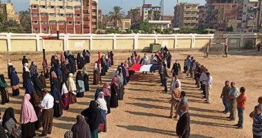 فتح لجان المرحلة الثانية لانتخابات النواب أمام المواطنين لليوم الثانى