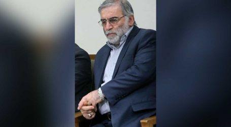 اغتيال محسن فخرى زادة المدير الأول للبرنامج النووى الإيرانى
