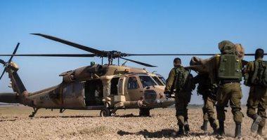 يديعوت أحرونوت: مصرع ضابط وجندى بسلاح الجو الإسرائيلى فى تحطم مروحية بالنقب