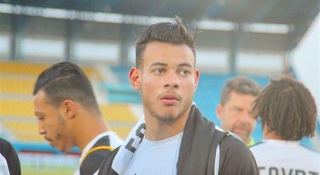عماد دونجا لاعب بيراميدز يعلن عن إصابته بفيروس كورونا