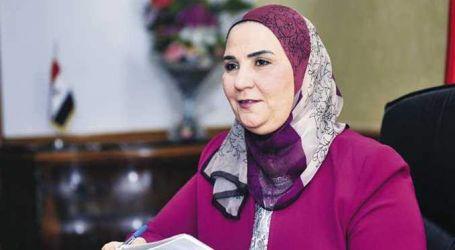 وزيرة التضامن تتفقد مستشفى العزل بالزقازيق اليوم