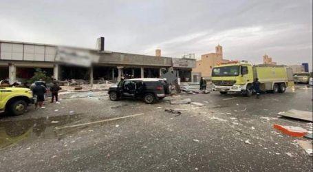مقتل شخص وإصابة 6 آخرين في انفجار مطعم بالسعودية