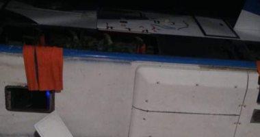 إصابة 39 شخصا فى حادث انقلاب أتوبيس على طريق قنا – الأقصر