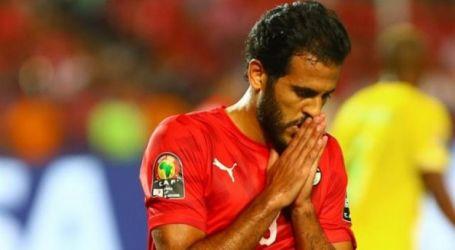 الأهلي يوضح موقف مروان محسن من قمة الزمالك بعد إصابته في الركبة