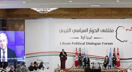فرنسا وألمانيا وإيطاليا والمملكة المتحدة ترحب بمخرجات الجولة الأولى للحوار السياسي الليبي