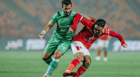 الاتحاد يتقدم على الأهلي بهدف في الشوط الأول بنصف نهائي كأس مصر