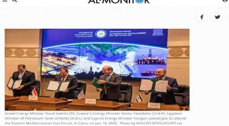 المونيتور : الإمارات تنضم لمنتدى شرق المتوسط الذي تقوده مصر