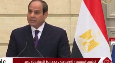 الرئيس السيسى لماكرون: مصر لن تتخلى عن شعب لبنان وتدعم تشكيل حكومة جديدة