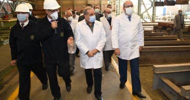 وزير الإنتاج الحربى: تطوير دائم واستثمار فى العمالة بأحدث التكنولوجيات