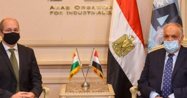 العربية للتصنيع تستقبل سفير المجر لبحث الشراكة فى مجالات الصناعة المختلفة
