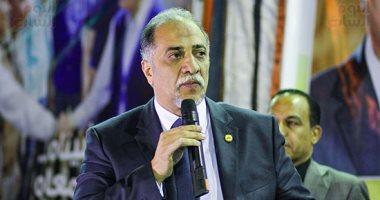 إصابة عبد الهادى القصبى زعيم الأغلبية البرلمانية بفيروس كورونا
