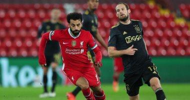 محمد صلاح يسجل أول أهداف ليفربول في شباك ميتالاند