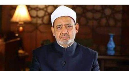 علماء وقيادات الأزهر والعاملين به يعزون الإمام الأكبر في وفاة زوجة أخيه