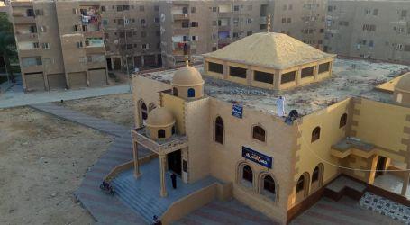 الأوقاف تفتتح 16 مسجدا فى 4 محافظات اليوم
