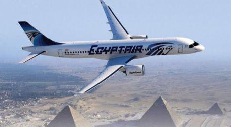 """""""مصر للطيران"""" تستعد لكأس العالم لليد.. وشعار البطولة يزين طائراتها"""