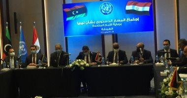 رئيس اللجنة المصرية المعنية بأزمة ليبيا يؤكد أهمية نبذ الخلافات بين الأطراف الليبية