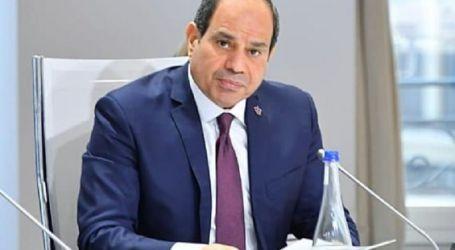 الرئيس السيسي يفتتح المجمع الطبي المتكامل بالإسماعيلية