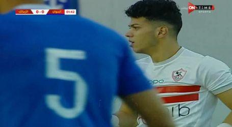 الزمالك يطالب بالعدالة التحكيمية بعد التعادل أمام أسوان فى الدوري