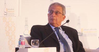 إصابة عمرو موسى وزير الخارجية الأسبق بفيروس كورونا