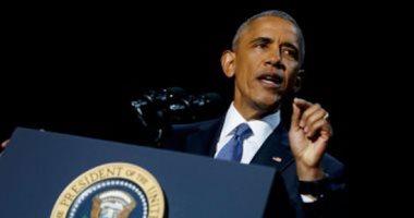 """أوباما عن اقتحام أنصار ترامب مبنى الكونجرس: """"مخز"""" لكنه غير مفاجئ"""