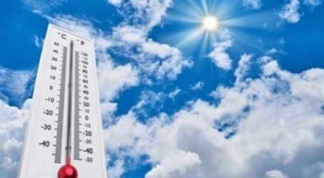 درجة الحرارة المتوقعة اليوم الإثنين بمحافظات مصر