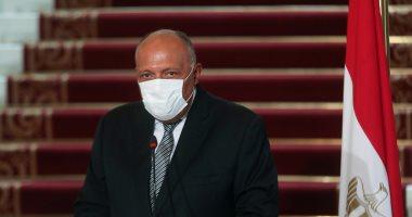 وزير الخارجية أمام النواب: السياسة المصرية تعلى المبادئ ولا تجافى القيم