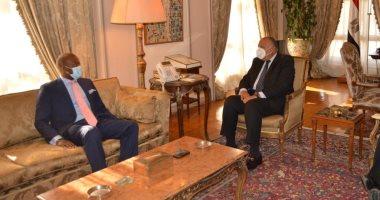 شكرى يؤكد استعداد مصر لتقديم أشكال الدعم للسكرتارية العامة لاتفاقية التجارة الحرة