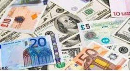 تباين أسعار العملات بنهاية تعاملات اليوم.. اليورو يسجل 19.17 جنيه