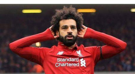 محمد صلاح يقود هجوم ليفربول ضد مانشستر يونايتد