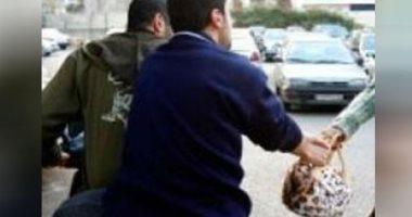 حبس عاطلين بتهمة سرقة السيدات فى النزهه 4 أيام