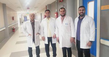 الأطقم الطبية بمستشفى أبوخليفة بالإسماعيلية تستعد للتطعيم بلقاح كورونا