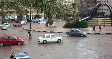 أمطار غزيرة وشبورة لمدة 48 ساعة.. الأرصاد تكشف أماكن سقوط الأمطار حتى الإثنين