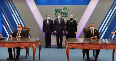 مدبولى يشهد توقيع مذكرة تفاهم لدعم المبادرة الرئاسية لتحويل السيارات للعمل بالوقود المزدوج