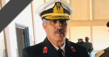 مصرع قائد الأكاديمية البحرية بطرابلس الليبية فى انفجار مخزن للذخيرة