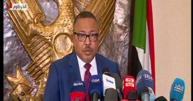 وزير خارجية السودان يدعو إثيوبيا لعدم الملء الثانى لسد النهضة دون اتفاق
