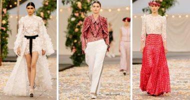 عرض أزياء شانيل لربيع وصيف 2021