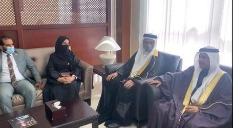 رئيس البرلمان العربي يزور جيبوتي